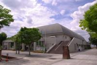 田辺中央体育館外観