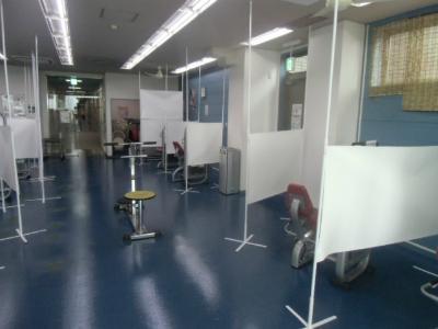 トレーニングルーム(写真1)