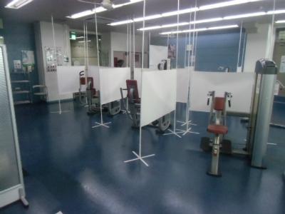 トレーニングルーム(写真2)