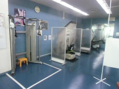 トレーニングルーム(写真3)