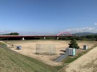 草内木津川運動公園野球場