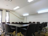 田辺中央体育館 第二会議室