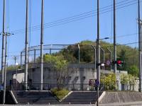 田辺公園野球場写真